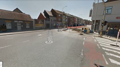 Gentsesteenweg twee dagen afgesloten door asfalteringswerken