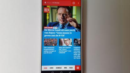 Huawei Mate 10 Lite: veel smartphone voor scherpe prijs, inclusief vier camera's en twee flitsers