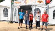14 Rotselaarse verenigingen zamelen tijdens Rock Werchter geld in voor o.a. speelpleinwerking in Roemenië
