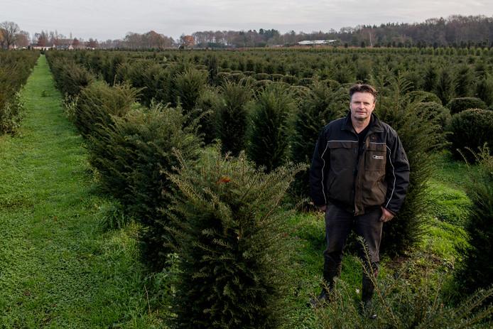 Bomenkweker Gabriël Hendriks uit Esbeek.