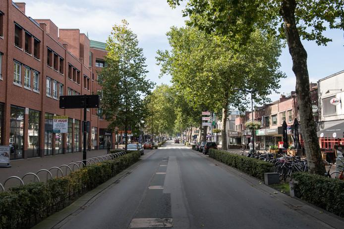 De herinrichting van de Grotestraat in Nijverdal is noodzakelijk om een levendig winkelhart te realiseren.