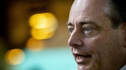 """Bart De Wever over #operatietoekomst: """"Ofwel nieuwe regering, ofwel verkiezingen in september"""""""