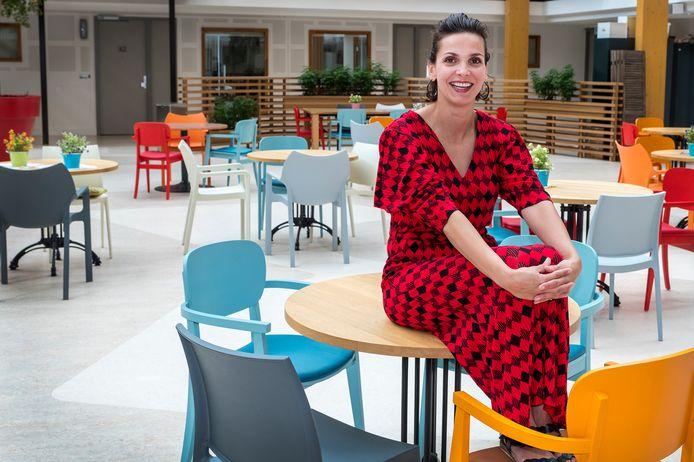 De Gennepse Malica Spiekman is een van de nieuwe zij-instromers bij Pantein. Ze werkt in zorgcentrum Norbertushof in Gennep.