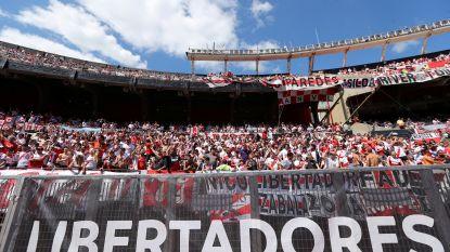 Return van finale Copa Libertadores wordt na wangedrag fans in Santiago Bernabeu afgehaspeld
