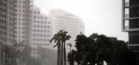 Opkomend water maakt van Miami een spookstad
