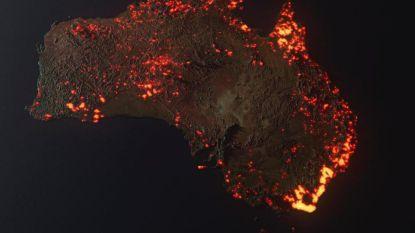 Beetje regen is slechts druppel op hete plaat: nu ook angst voor 'megabrand' in Australië