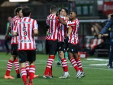 Sparta boekt zege op hekkensluiter FC Emmen door prachtige uithaal Harroui