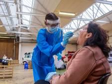 Vooral relatief veel besmettingen in het Rivierenland; coronagevallen Veenendaal nemen rap af