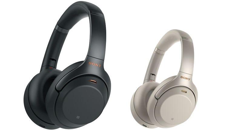 Sony is echt een topper geworden wat koptelefoons betreft.