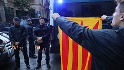 Catalaanse separatisten roepen op tot 'bankrun'