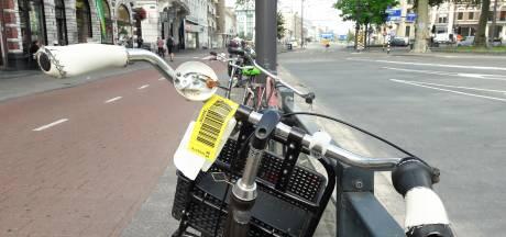 Opnieuw rijwielopruiming in hartje Arnhem; weesfietsen gemarkeerd