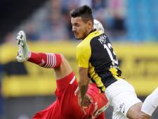 Tweede nederlaag Jong Vitesse