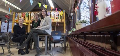 Vallende lampen, tocht en stinkende wc's op basisschool in Haaksbergen