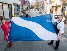 Wemenstraat wil vlaggen 'uit naam van Hengelo'