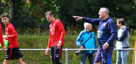 Waarom Jans zich in zijn eerste FC Twente-weken meer scout dan trainer voelde