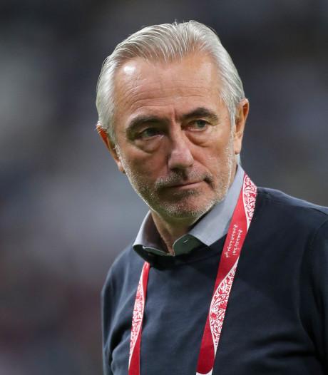 """Ancien sélectionneur des Oranje, Bert van Marwijk est """"quasiment"""" retraité"""