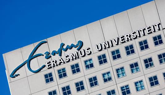 Erasmus Universiteit in Rotterdam.