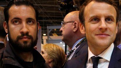 """Vechtende ex-medewerker Macron: """"Ik ben nooit lijfwacht van Franse president geweest"""""""