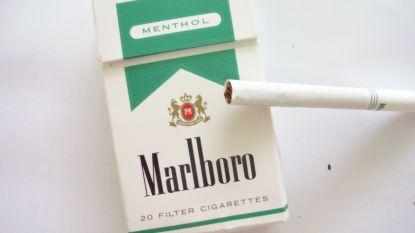 Sigaretten met menthol vanaf morgen verboden