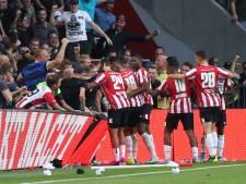 PSV gooit de luiken open, dezelfde basisploeg lijkt te spelen tegen Feyenoord