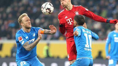 LIVE. We hebben weer een wedstrijd in Hoffenheim! Schulz maakt er na razendsnelle counter 1-2 van tegen Bayern