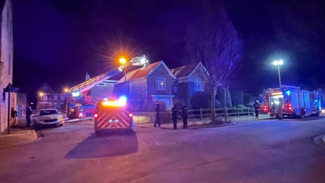 Brandweer rukt uit voor schouwbrand