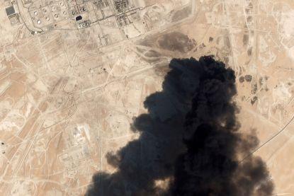 Iran weerlegt beschuldigingen van VS en zegt niets te maken te hebben met droneaanval op Saudische olie-installaties