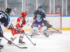 IJshockeyers Yeti's spelen op open dag tegen Olympia Heist