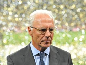 FIFA schorst Beckenbauer in corruptie-onderzoek WK 2018 en 2022