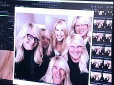 Meidenavond voor Jackie Groenen en wie op de foto's van Guus en Jeroen is nu de echte Mol?