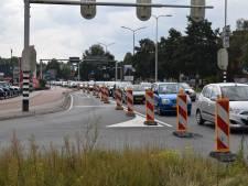 Verkeer in Veenendaal staat muurvast door werkzaamheden op A12