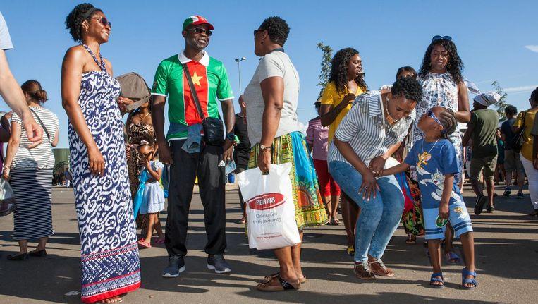 Het Kwaku Summer Festival ging dit weekend van start Beeld Julie Hrudova