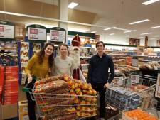 Sinterklaas vult 867 schoentjes dankzij actie van  studente