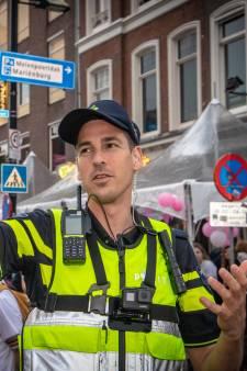 Bekende politievlogger Jan Willem schoot te hulp in Nijmegen, maar moest vooral op de foto met fans