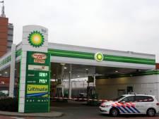 Gewapende overval met vuurwapen op tankstation in Den Bosch, niemand raakte gewond