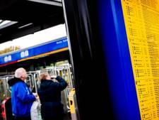Dit weekeinde opnieuw geen treinen tussen Dordrecht en Rotterdam