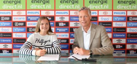 PSV Vrouwen start met beloftenteam