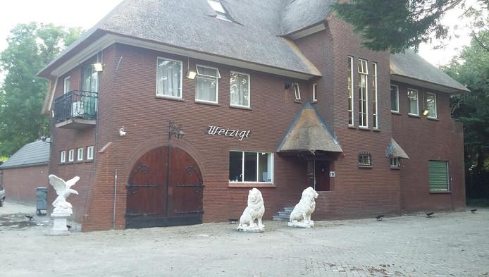 seks zeeland villa saunaclub