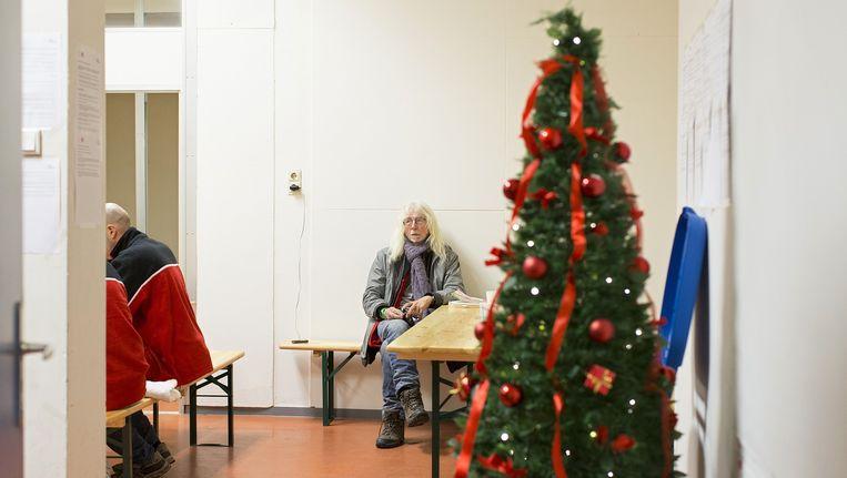 Winteropvang in de Valeriuskliniek Beeld Elmer van der Marel