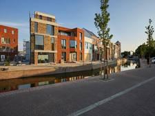 Presentatie over bouwen in Nieuw Delft