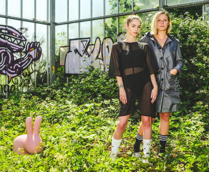De nieuwe kledinglijn van Yildiz van den Elzen.