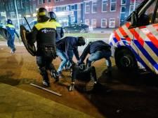 Plunderingen, rellen en branden: in deze Nederlandse steden ging het vanavond helemaal mis