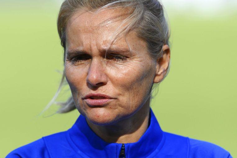 Sarina Wiegman. Beeld EPA