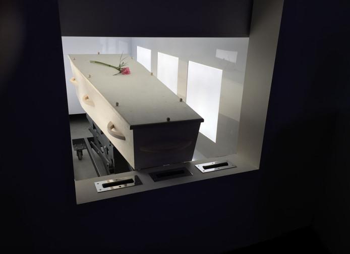 Crematorium De Wende in Uden.