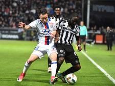 Lyon met winst op Angers op zak naar Amsterdam