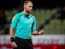 Rob Dieperink fluit cruciale thuiswedstrijd van PEC Zwolle