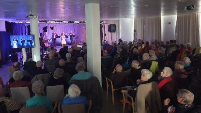 Primeur voor Vlaanderen: De Wending streamt liveconcert naar vijf andere rusthuizen