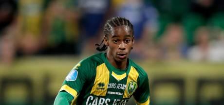 Een van grootste talenten van Feyenoord speelt nu bij ADO: 'Ik ben een jongen met pit'
