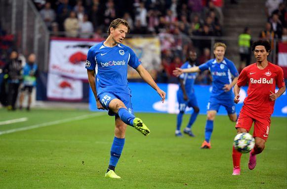 Sander Berge.