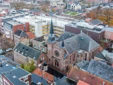Dak gaat er in 2021 af bij Oude Kerk in Meppel (en krijgt weer een nieuwe overkapping)